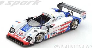 Courage C36 No.9 Le Mans 1997 O.Grouillard M.Andretti M.Andretti (ミニカー)