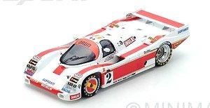 Porsche 962 C No.2 Le Mans 1987 O.Larrauri U.Schafer J.Pareja (ミニカー)