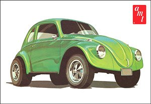 Volkswagen Beetle Superbug Gasser (Model Car)