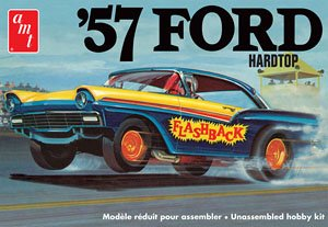1957 Ford Hardtop `Flashback` (Model Car)