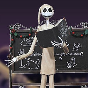 fcea525eb4 The Nightmare Before Christmas - Action Figure  The Nightmare Before  Christmas Select - Series 4  Jack Skellington (Pajamas Version) (Completed)  ...