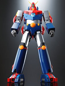 DX Soul of Chogokin Chodenji Robo Combattler V (Completed)