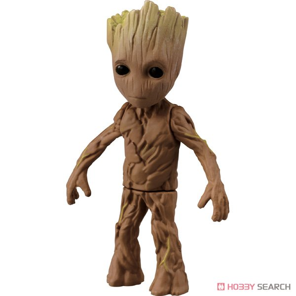 Metal Figure Collection Marvel Groot (Completed) Item picture1