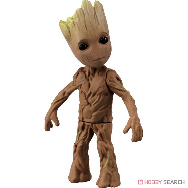 Metal Figure Collection Marvel Groot (Completed) Item picture2