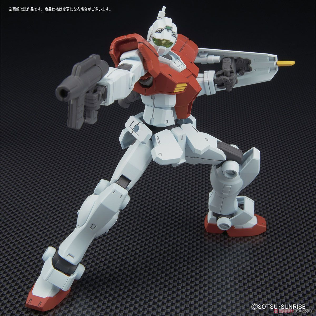 GM/GM (HGBF) (Gundam Model Kits) Item picture6