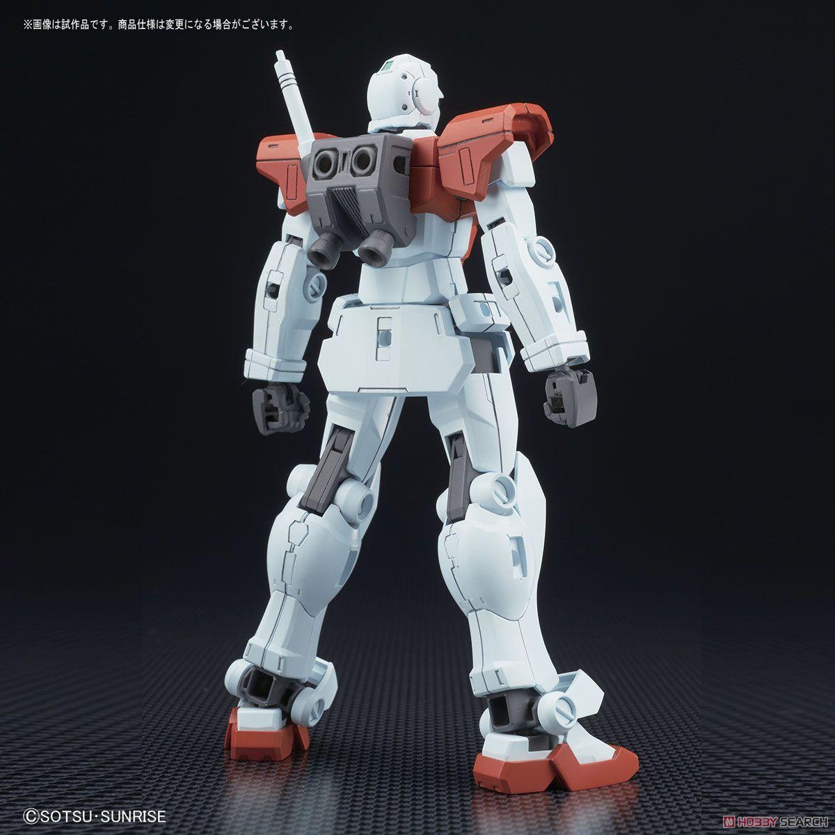 GM/GM (HGBF) (ガンプラ)