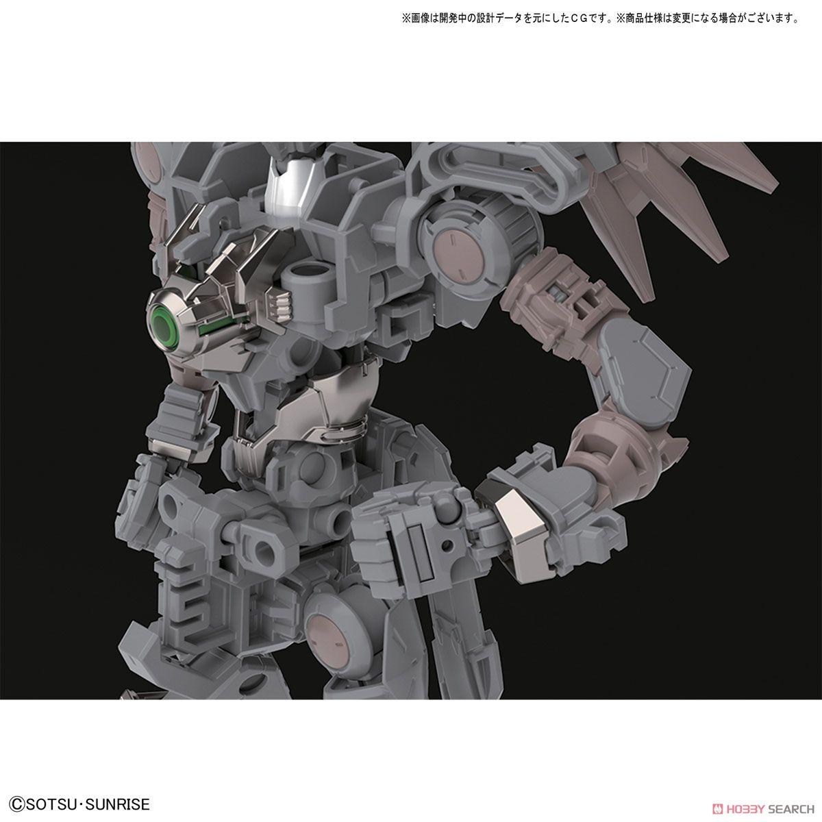 High-Resolution Model Wing Gundam Zero EW (1/100) (Gundam Model Kits) Other picture8