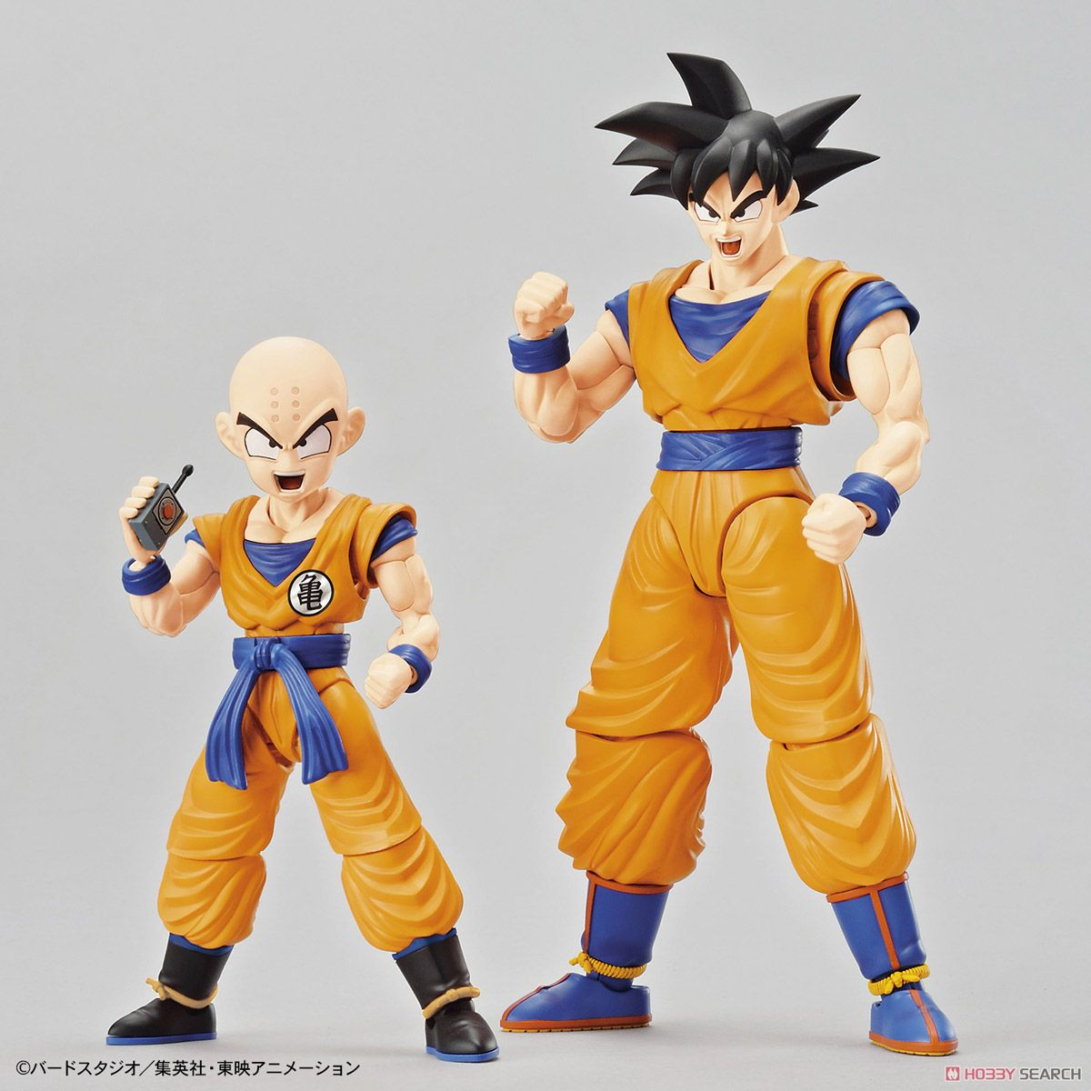 Figure-rise Standard Son Goku & Klilyn DX Set (Plastic model) Item picture18