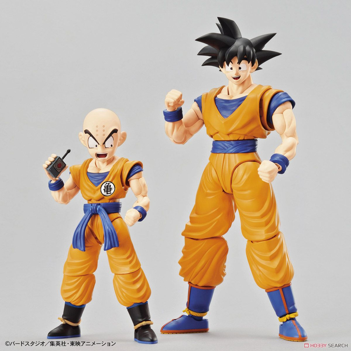 Figure-rise Standard Son Goku & Klilyn DX Set (Plastic model) Item picture19