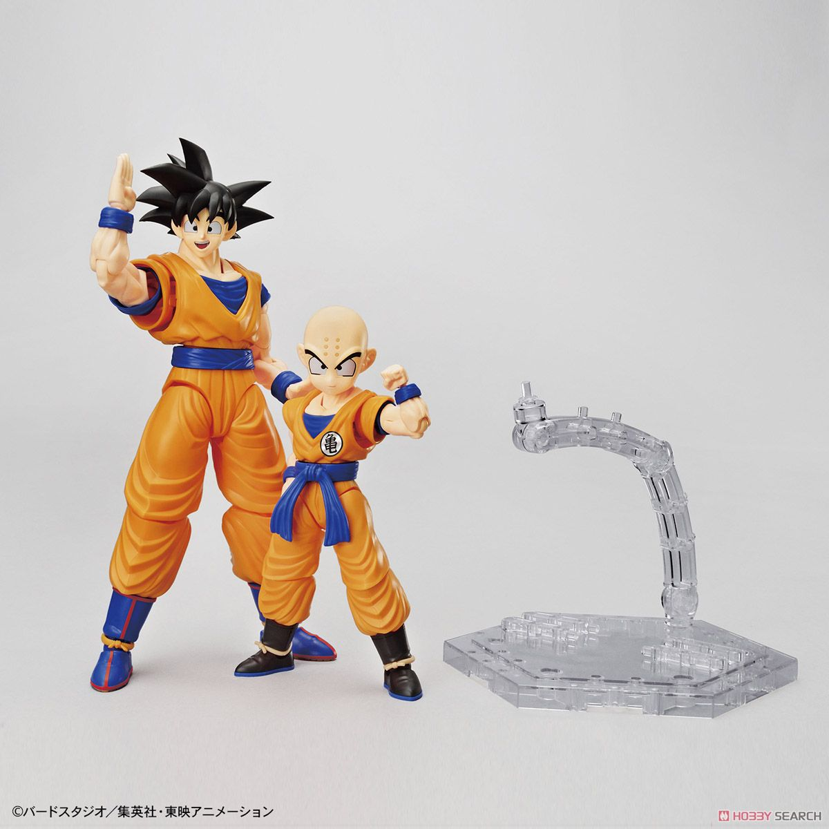 Figure-rise Standard Son Goku & Klilyn DX Set (Plastic model) Item picture2
