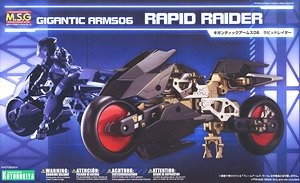 Gigantic Arms 06 Rapid Raider (Material)