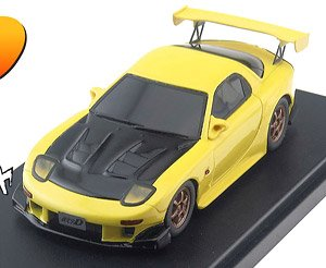 高橋啓介 FD3S RX-7 PROJECT D Final (ミニカー)