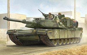 M1A1 AIM エイブラムス近代改修型 (プラモデル)