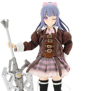 Assault Lily Series 033 [Assault Lily Gaiden] Fukuyama Janne Sachie (Fashion Doll)