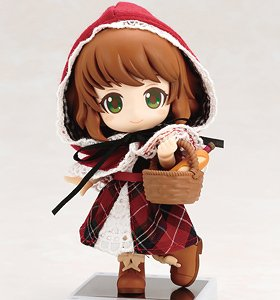 Cu-poche Friends Akazukin -Little Red Riding Hood- (PVC Figure)