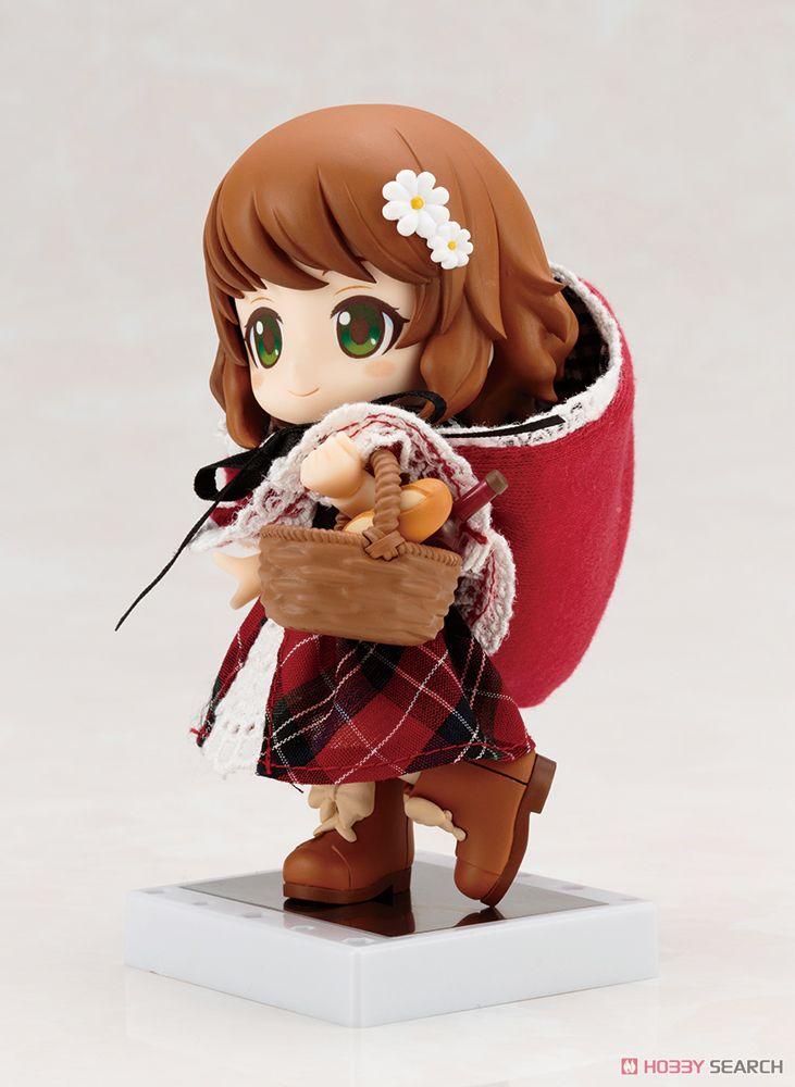 キューポッシュフレンズ 赤ずきん -Little Red Riding Hood- (フィギュア)