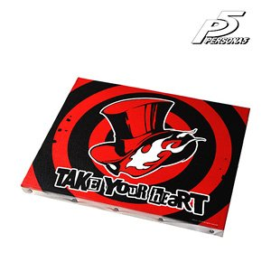 Persona 5 Canvas Art (Phantom Thieves Vigilante Group) (Anime Toy)