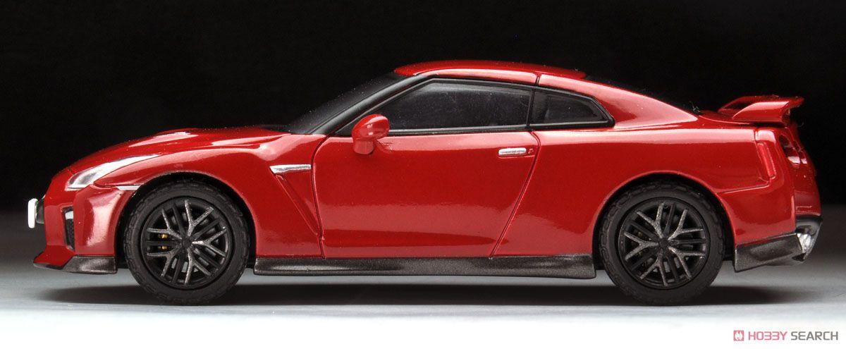 LV-N148d 日産 GT-R 2017モデル (赤) (ミニカー)