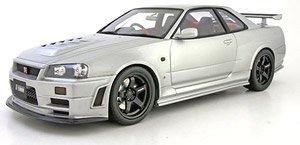 ニスモ GT-R Z-tune (シルバー) (ミニカー)
