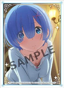 Re:Zero − Starting Life in Another World  Rem card sleeve