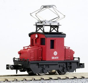Plastic Series Ueda Kotsu EB4111 (Pre-colored Completed Model) (Model Train)