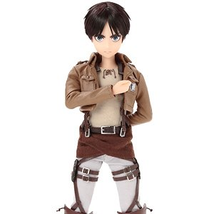 Attack on Titan - Eren Yeager (Fashion Doll)