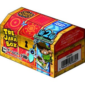 The Snack World Trejara Box Vol.2 (Set of 10) (Character Toy)