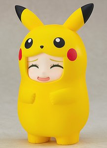 Nendoroid More: Pokemon Face Parts Case (Pikachu) (PVC Figure)