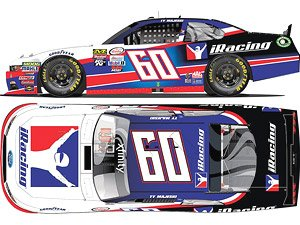 1/64 NASCAR Xfinity Series 2017 Ford Mustang IRACING #60 Ty