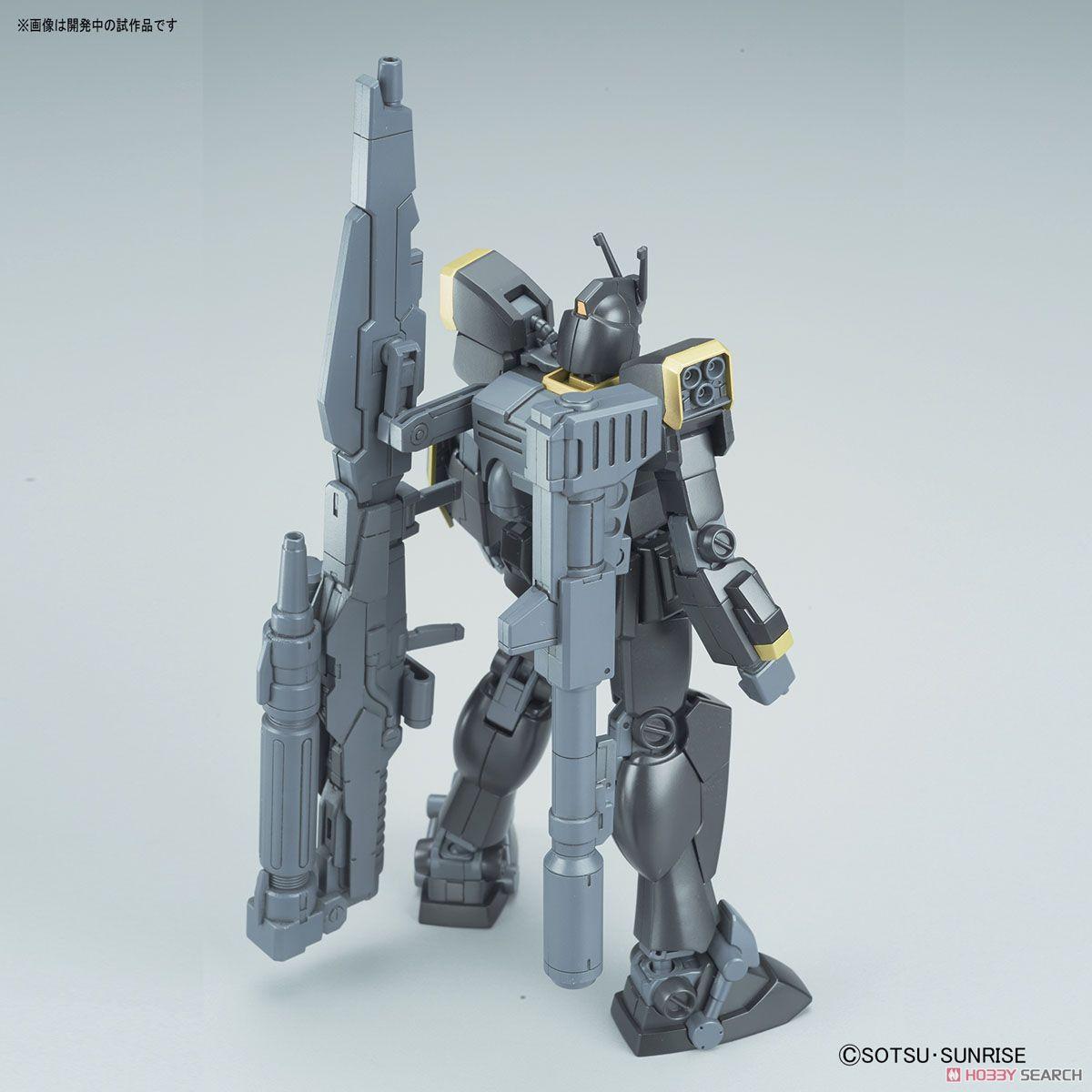Gundam Lightning Black Warrior (HGBF) (Gundam Model Kits) Item picture3