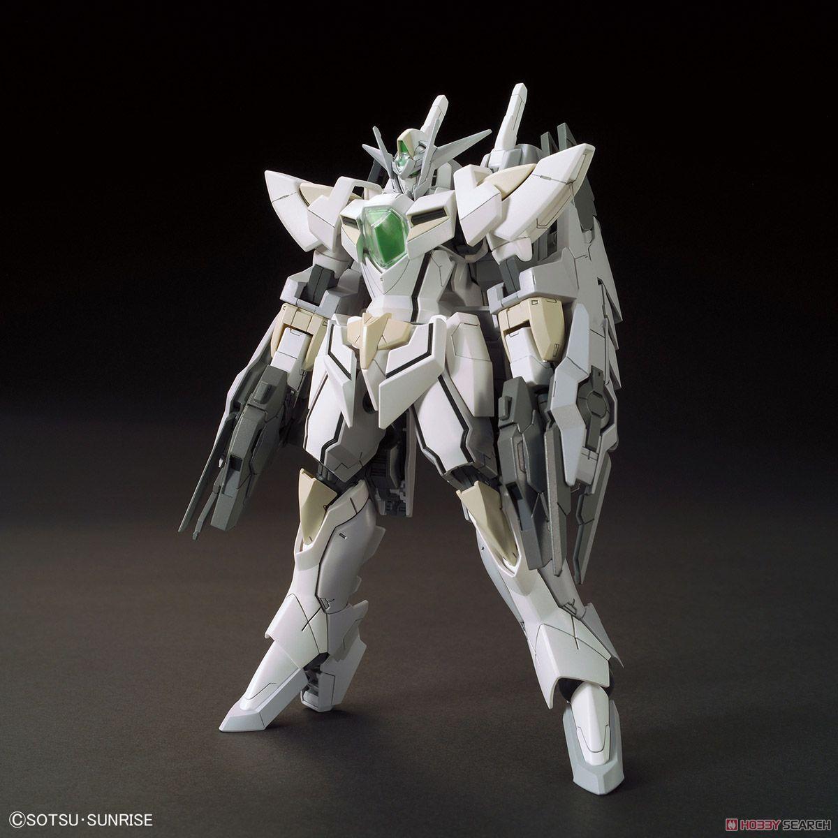 Reversible Gundam (HGBF) (Gundam Model Kits) Item picture1