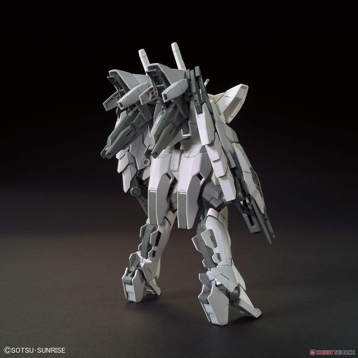 Reversible Gundam (HGBF) (Gundam Model Kits) Item picture4