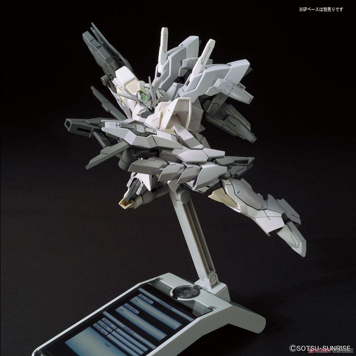 Reversible Gundam (HGBF) (Gundam Model Kits) Item picture6
