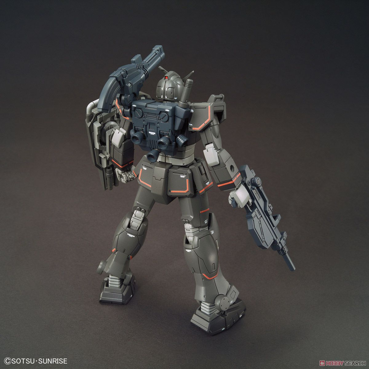 Gundam Local Type (North American Front) (HG) (Gundam Model Kits) Item picture9