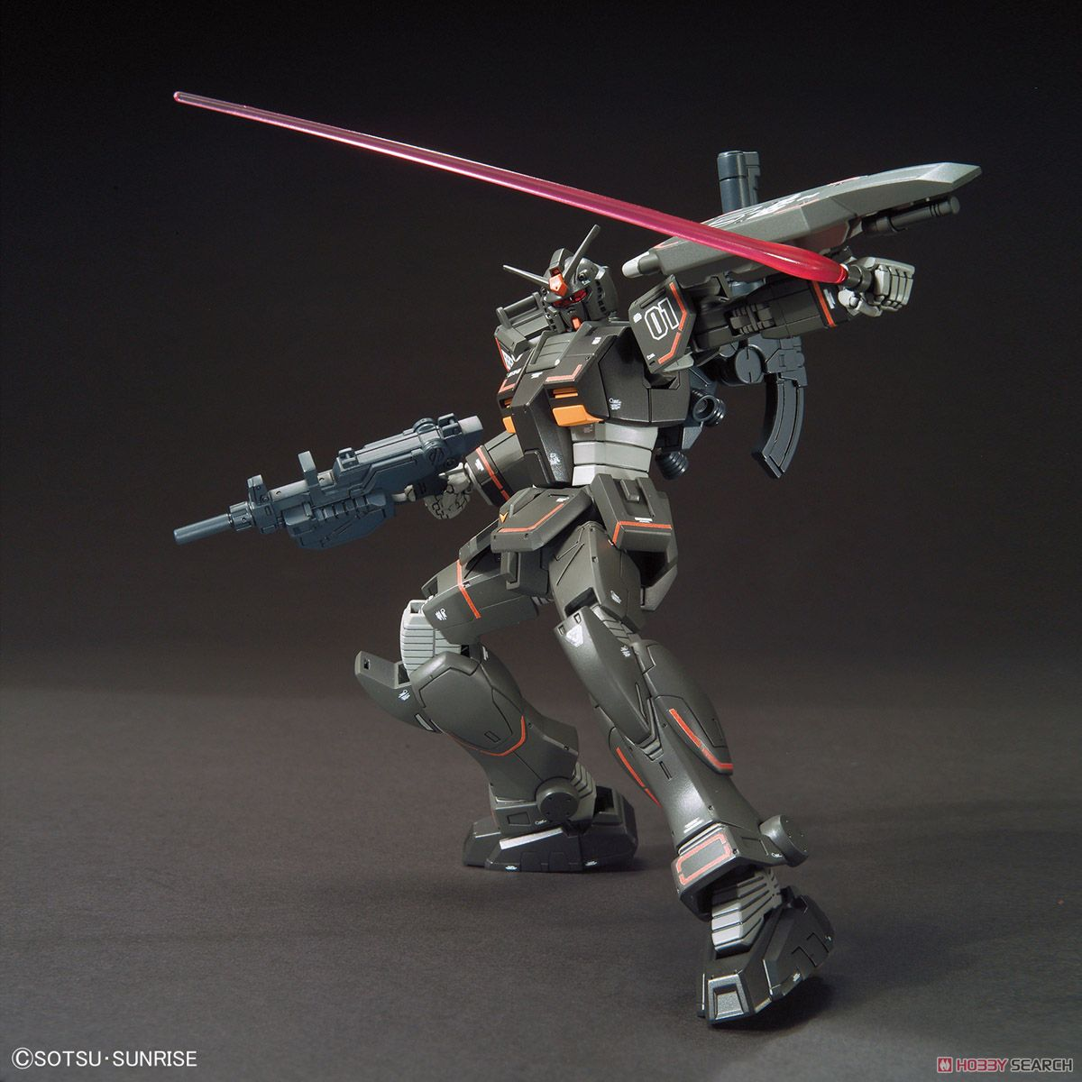 Gundam Local Type (North American Front) (HG) (Gundam Model Kits) Item picture2