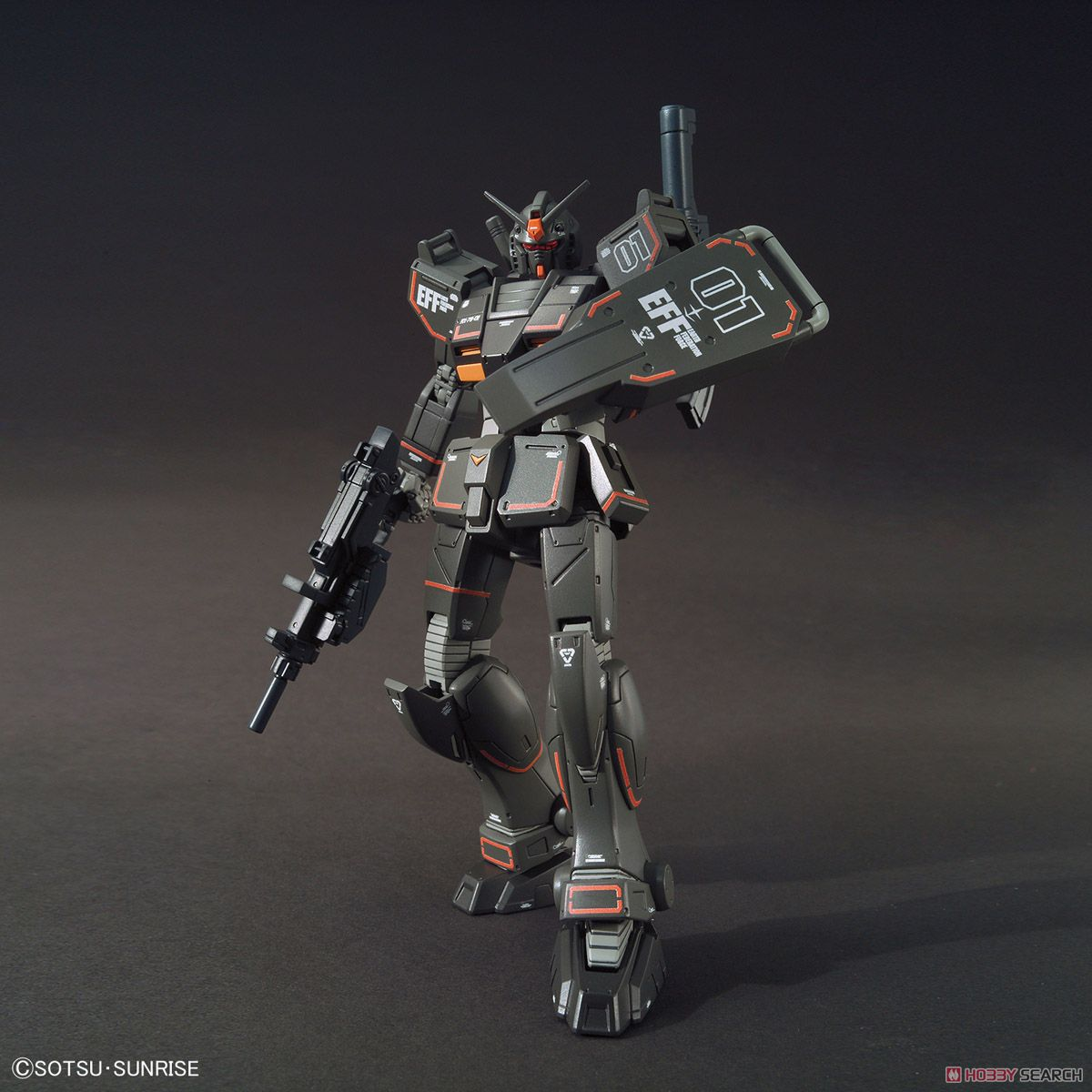 Gundam Local Type (North American Front) (HG) (Gundam Model Kits) Item picture4