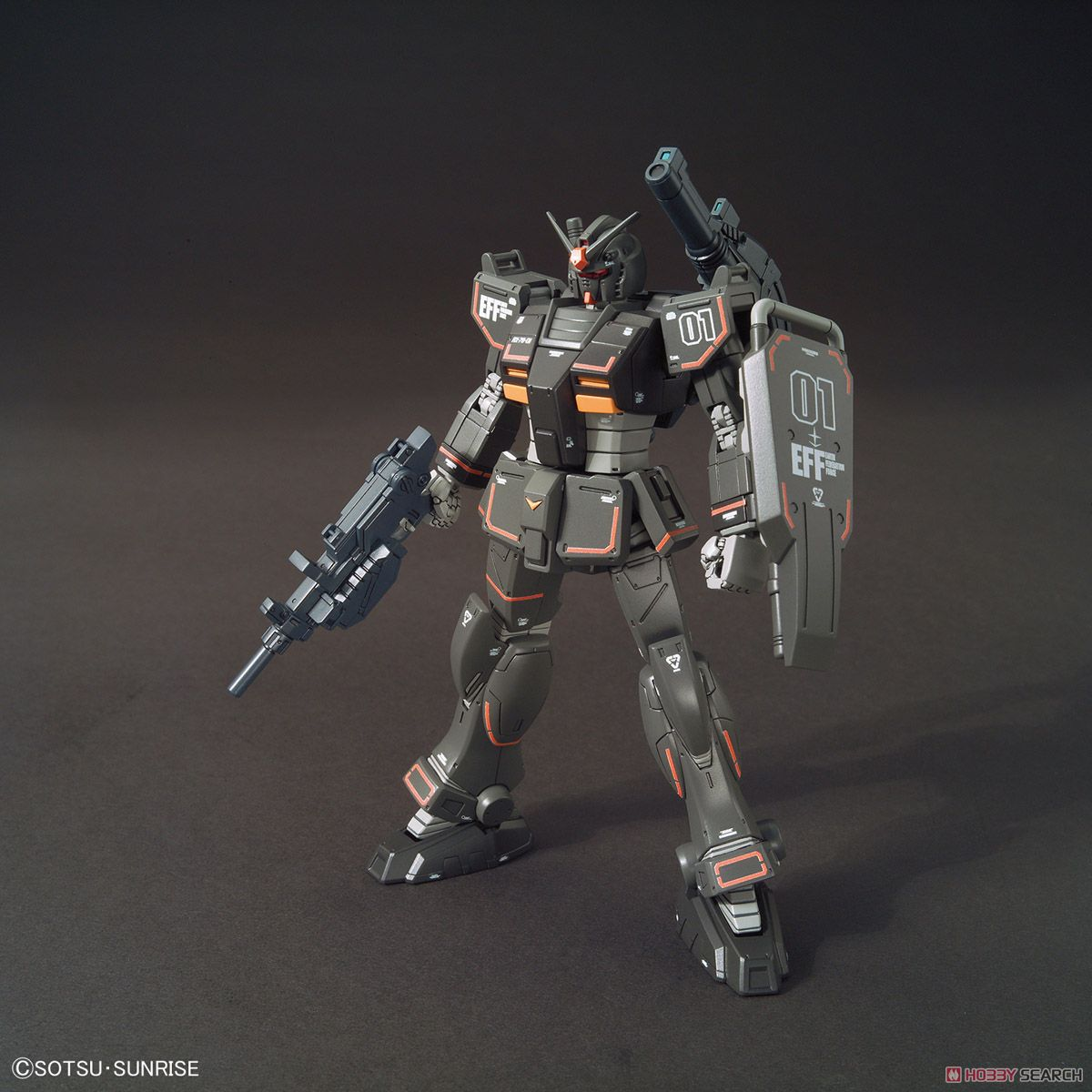 Gundam Local Type (North American Front) (HG) (Gundam Model Kits) Item picture5
