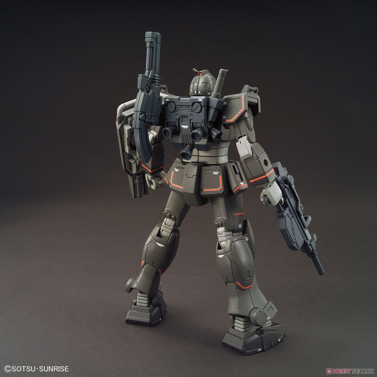 Gundam Local Type (North American Front) (HG) (Gundam Model Kits) Item picture8