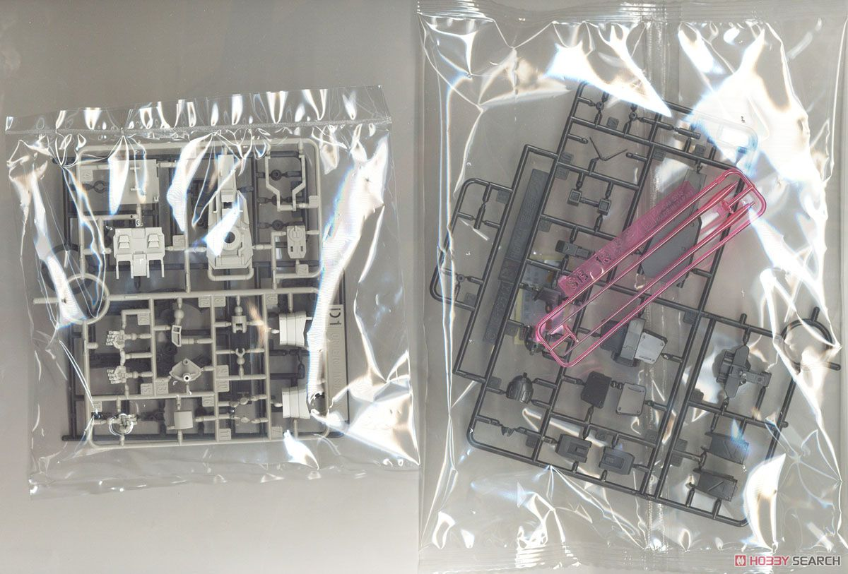 Gundam Local Type (North American Front) (HG) (Gundam Model Kits) Contents1