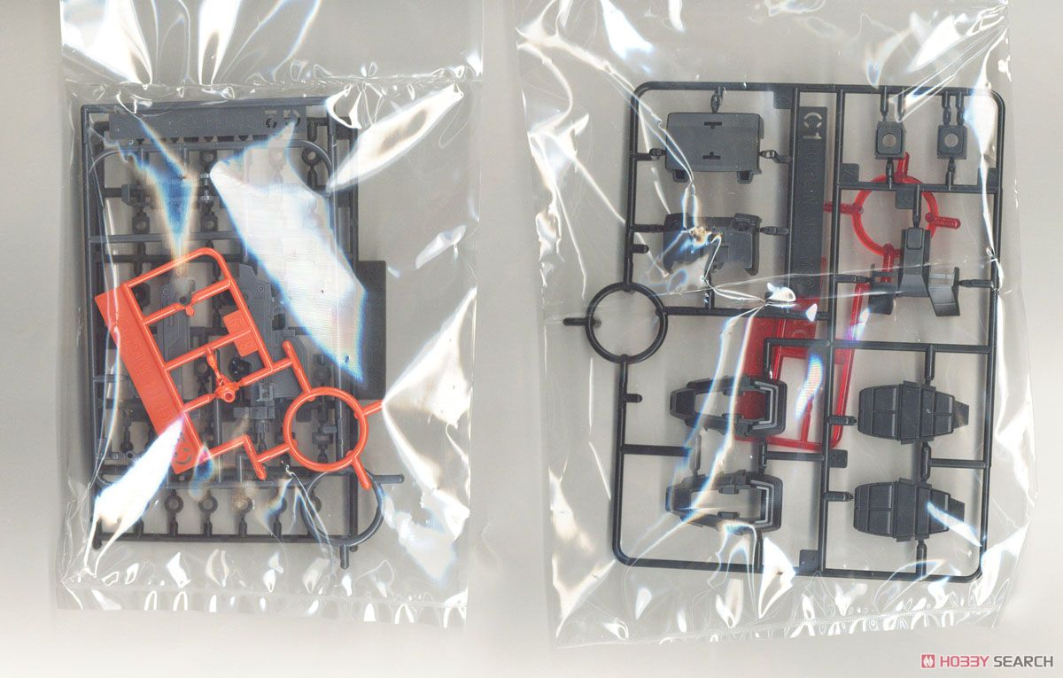 Gundam Local Type (North American Front) (HG) (Gundam Model Kits) Contents2