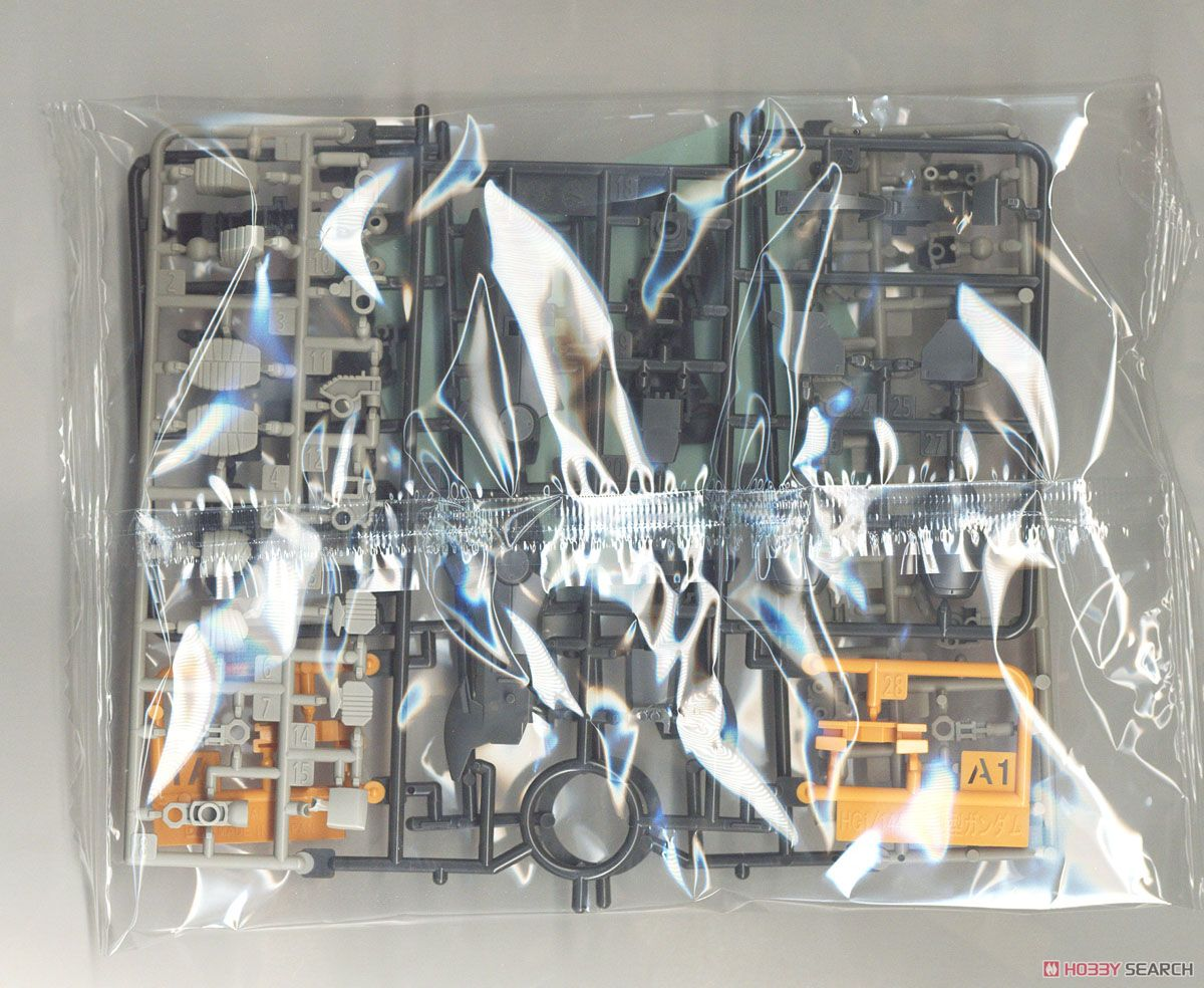 Gundam Local Type (North American Front) (HG) (Gundam Model Kits) Contents3