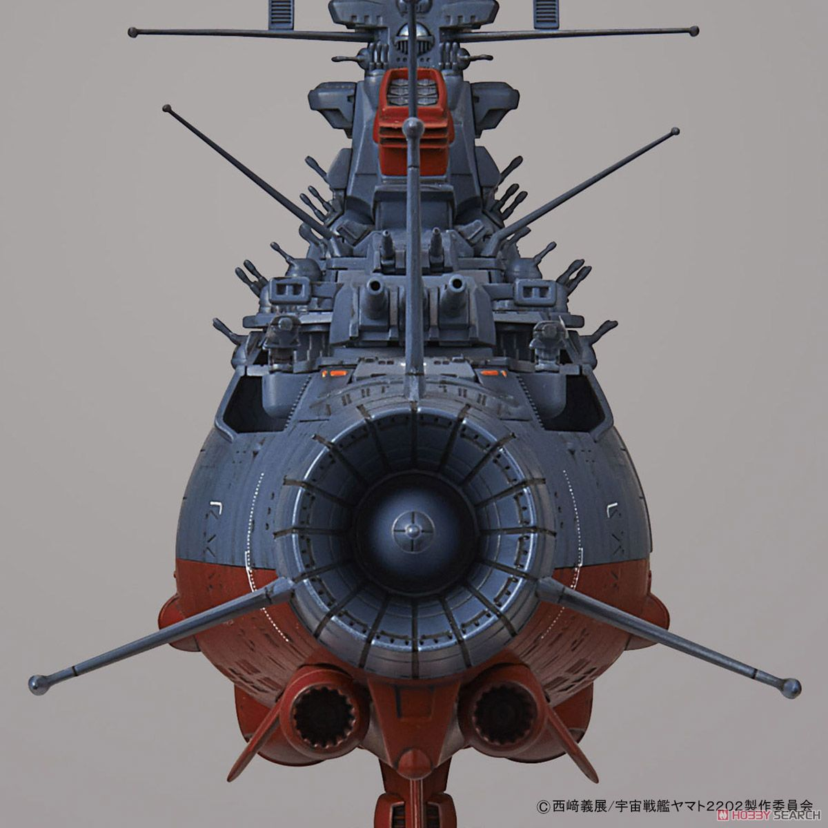 Space Battleship Yamato 2002 (1/1000) (Plastic model) Item picture5