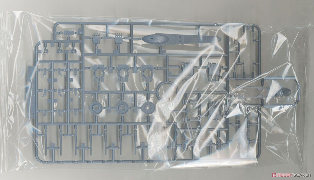 Space Battleship Yamato 2002 (1/1000) (Plastic model) Contents3