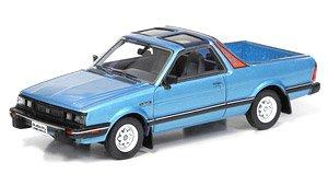 SUBARU BRAT GL (1984) ブルーメタリック (ミニカー)