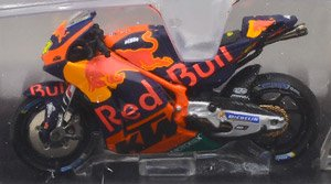 KTM RC16 No.44 Red Bull KTM Factory Racing 2017 TBC Pol Espargaro (ミニカー)