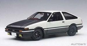 トヨタ スプリンター トレノ (AE86) 『頭文字D』 `プロジェクトD` ファイナルバージョン (ミニカー)