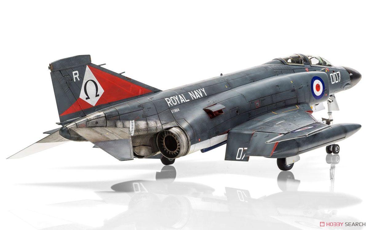 What Is Voodoo >> McDonnell Douglas FG.1 Phantom (Plastic model) Images List