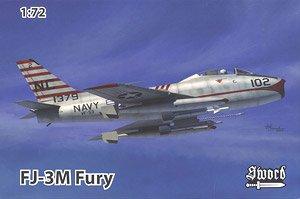 FJ-3M フューリー (プラモデル)