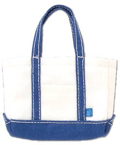 PNS Casual Tote Bag (Blue) (Fashion Doll)