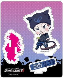 Danganronpa V3 Killing Harmony Acrylic Stand Ryoma Hoshi Anime Toy Hobbysearch Anime Goods Store There was a problem fetching the translation. acrylic stand ryoma hoshi anime toy